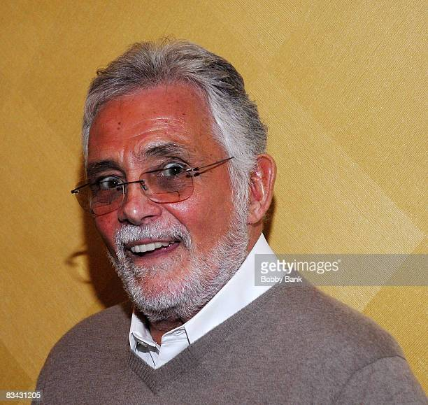 David Hedison attends the Chiller Theatre Expo at the Hilton Parsippany Hotel on October 24 2008 in Parsippany New Jersey