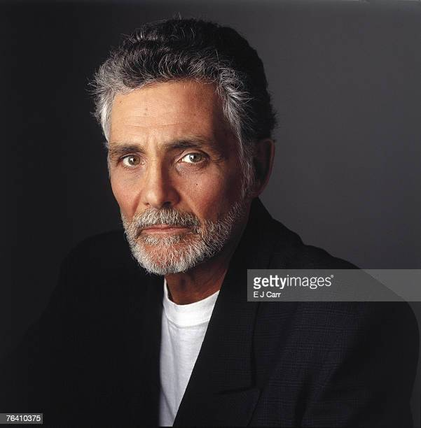 David Hedison David Hedison by E J Carr David Hedison Self Assignment July 1 1999