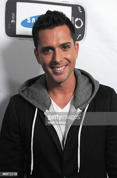 David Hernandez attends the 'American Idol' top 24 semifinalists celebration at STK on February 18 2010 in Los Angeles California