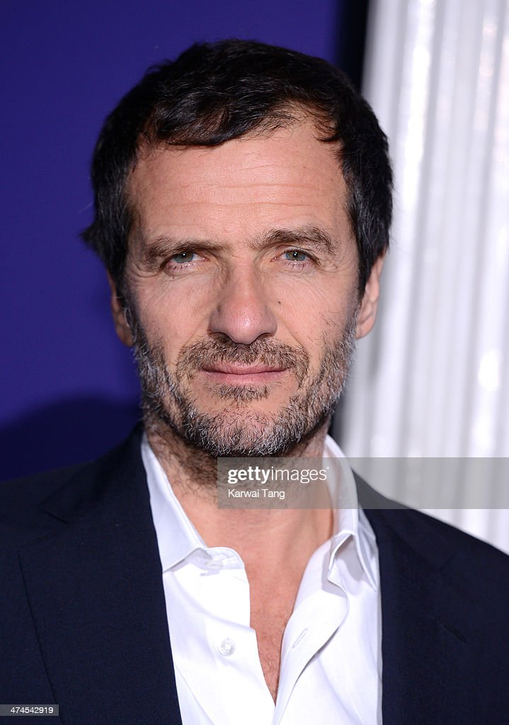 <a gi-track='captionPersonalityLinkClicked' href=/galleries/search?phrase=David+Heyman&family=editorial&specificpeople=810485 ng-click='$event.stopPropagation()'>David Heyman</a> attends the EE British Academy Film Awards Nominees Party at Asprey London on February 15, 2014 in London, England.