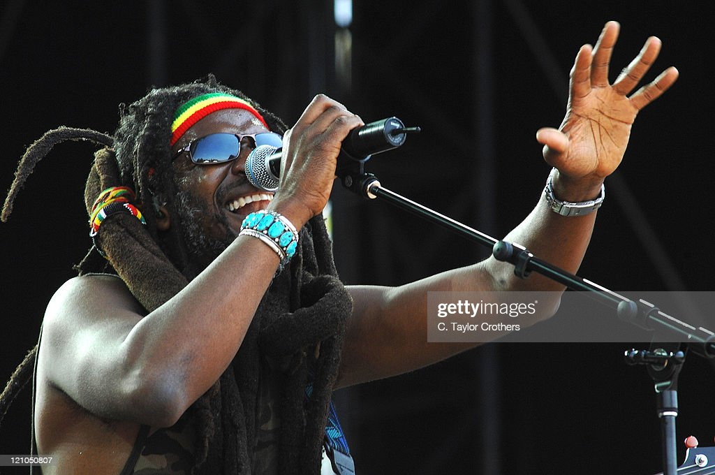 Rothbury Music Festival 08 - Day 4 - Steel Pulse