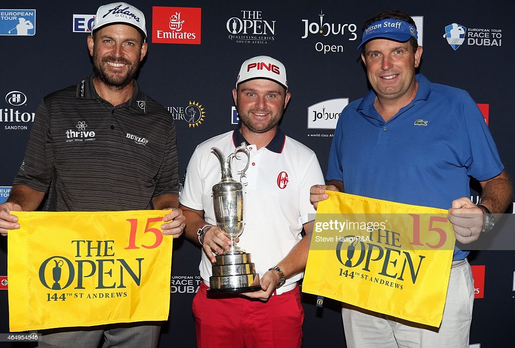 Joburg Open - Day Four R&A