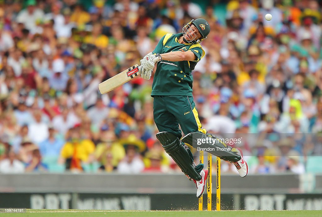 Australia v Sri Lanka - ODI Game 4