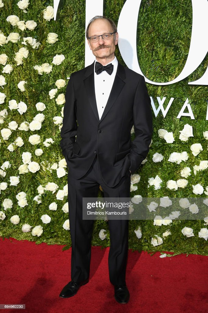 David Hyde Pierce attends the 2017 Tony Awards at Radio City Music Hall on June 11, 2017 in New York City.