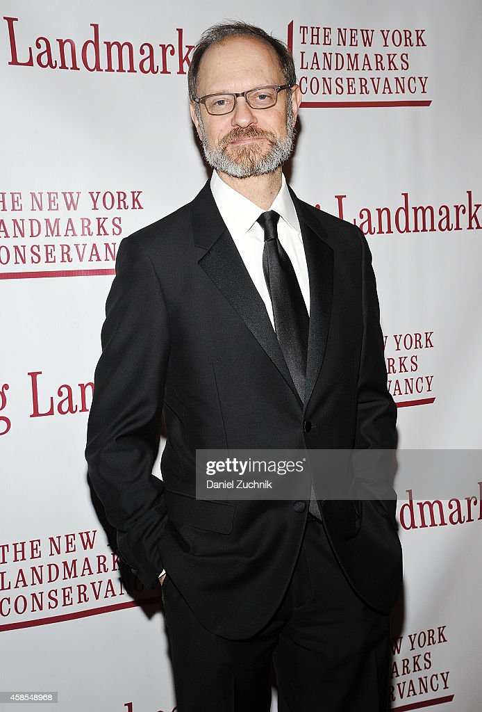 David Hyde Pierce attends the 21st Annual Living Landmarks Ceremony at The Plaza Hotel on November 6, 2014 in New York City.