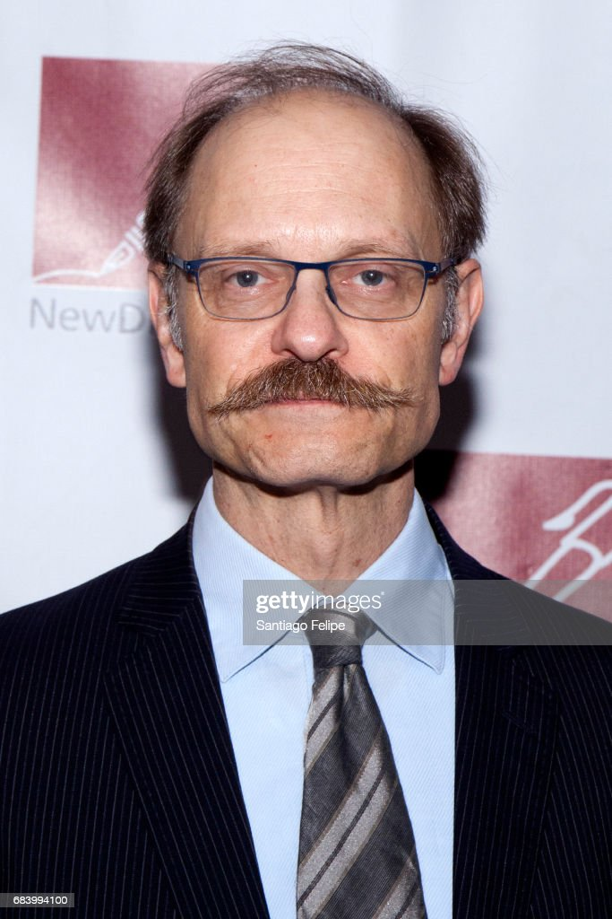 David Hyde Pierce attends the 68th Annual New Dramatists Spring Luncheon at New York Marriott Marquis Hotel on May 16, 2017 in New York City.