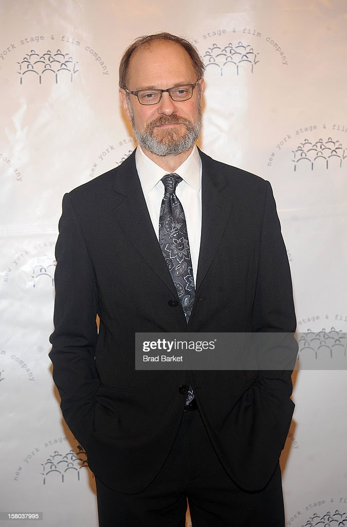David Hyde Pierce attends the New York Stage and Film Annual Winter Gala at The Plaza Hotel on December 9, 2012 in New York City.