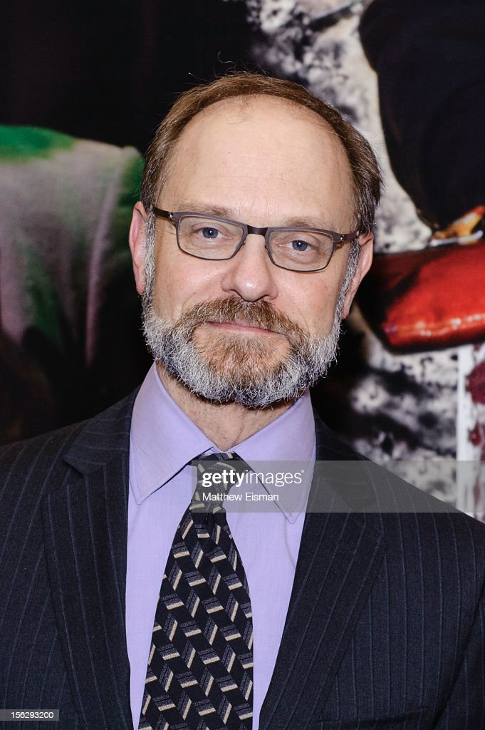 <a gi-track='captionPersonalityLinkClicked' href=/galleries/search?phrase=David+Hyde+Pierce&family=editorial&specificpeople=210743 ng-click='$event.stopPropagation()'>David Hyde Pierce</a> attends the opening night of 'Vanya And Sonia And Masha And Spike' at Mitzi E. Newhouse Theater on November 12, 2012 in New York City.