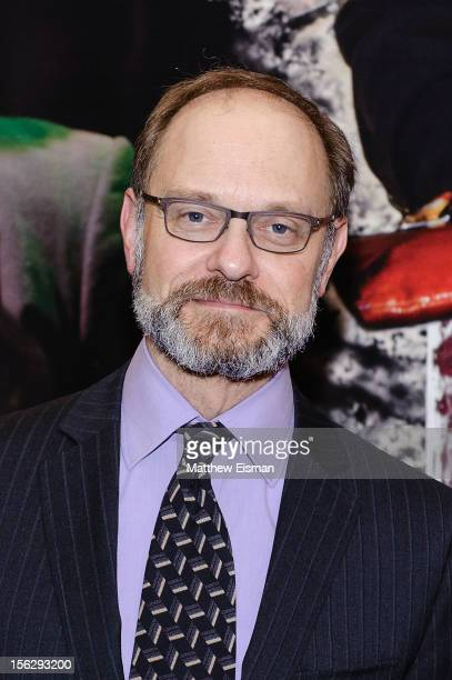 David Hyde Pierce attends the opening night of 'Vanya And Sonia And Masha And Spike' at Mitzi E Newhouse Theater on November 12 2012 in New York City