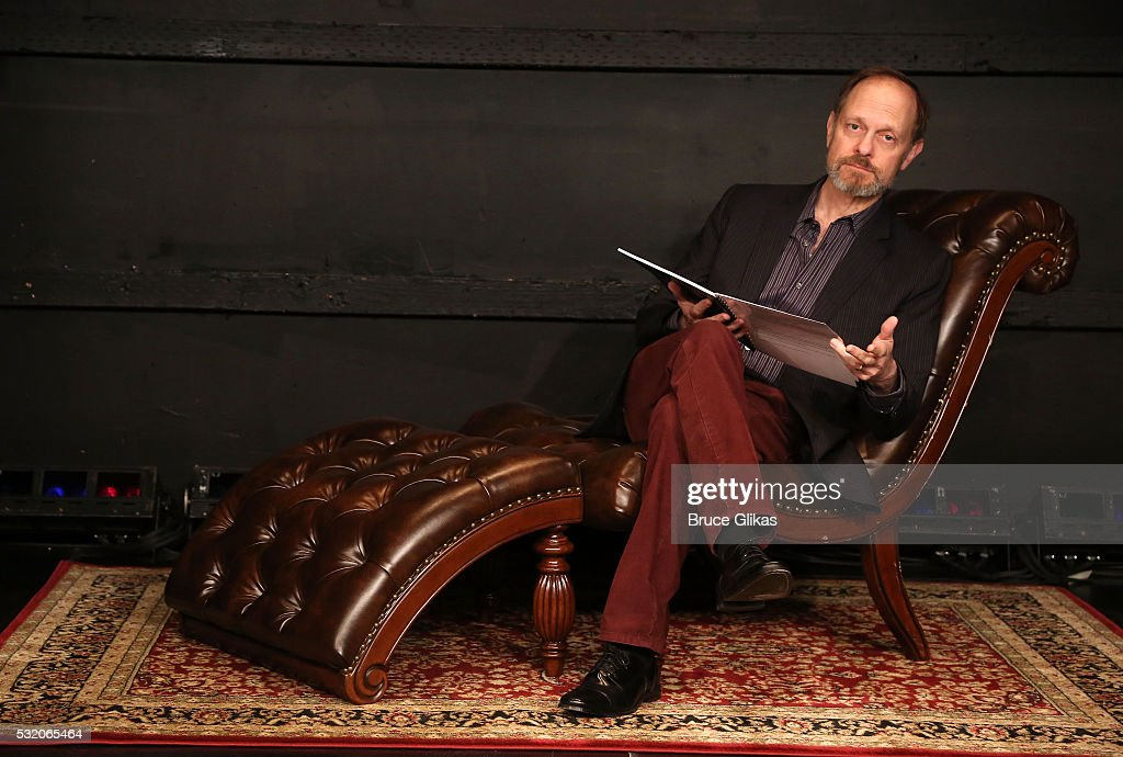 "David Hyde Pierce Takes The Stage In ""White Rabbit Red Rabbit"""