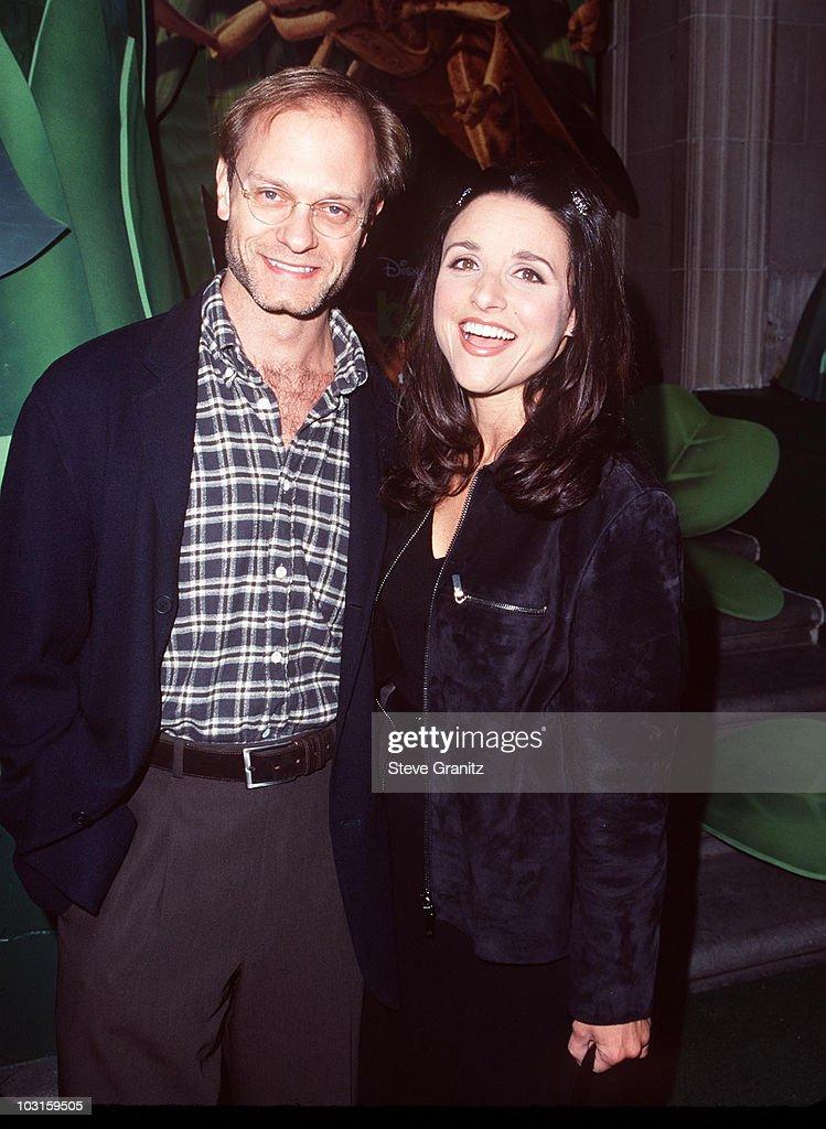 David Hyde Pierce & Julia Louis-Dreyfus
