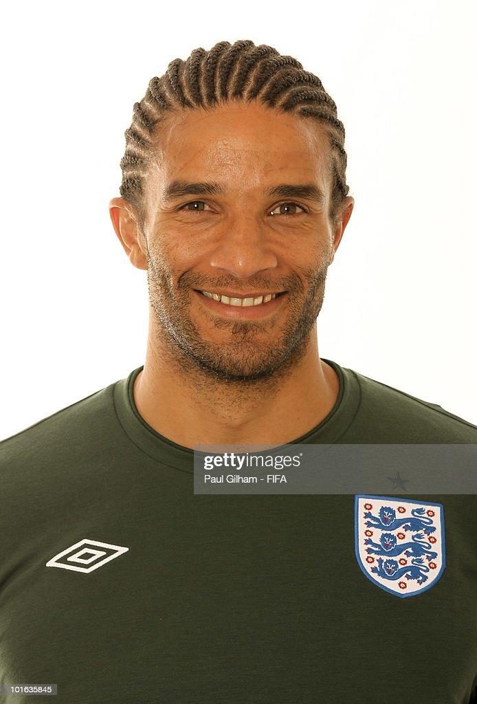 England Portraits - 2010 FIFA World Cup