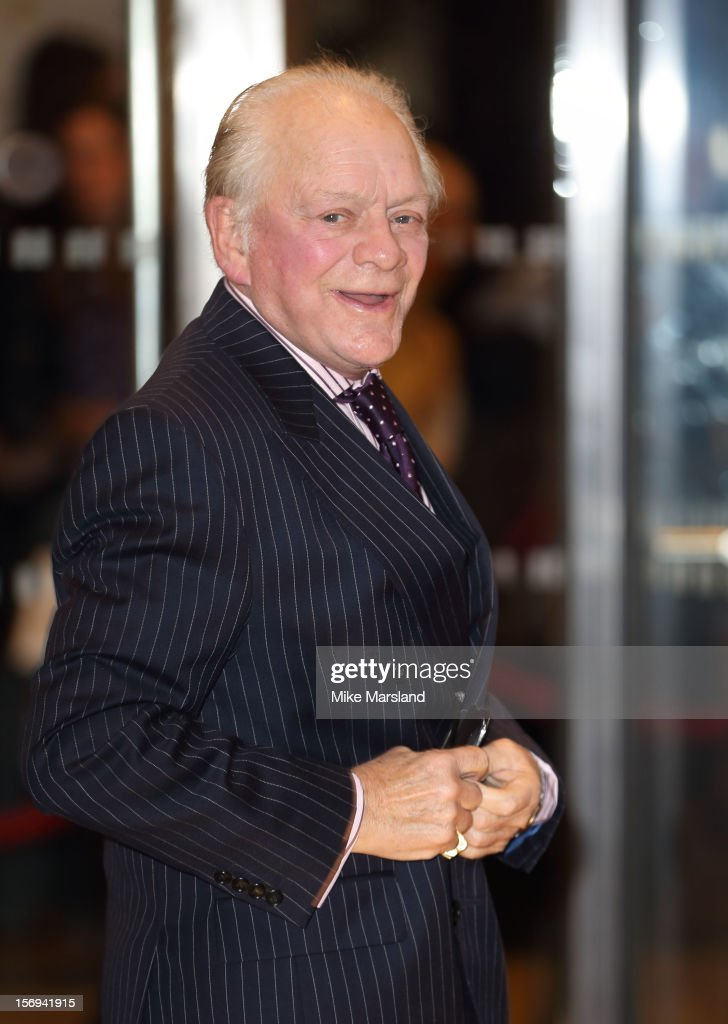 David Jason attends the British Academy Children's Awards at London Hilton on November 25, 2012 in London, England.