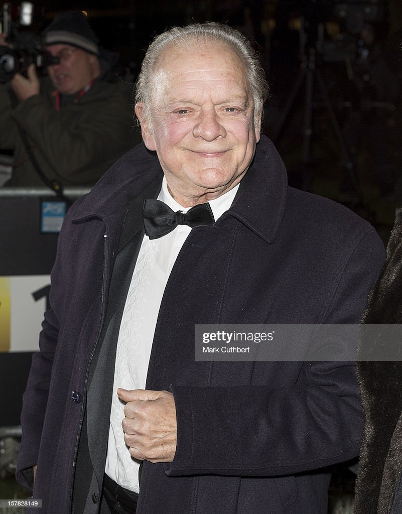 David Jason attends the Sun Military Awards at Imperial War Museum on December 6, 2012 in London, England.