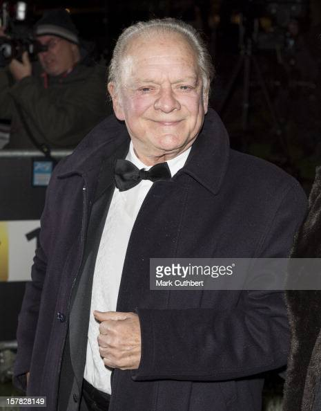 David Jason attends the Sun Military Awards at Imperial War Museum on December 6 2012 in London England