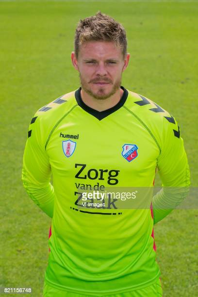 David Jensen during the team presentation of FC Utrecht on July 22 2017 at Sportcomplex Zoudenbalch in Utrecht The Netherlands