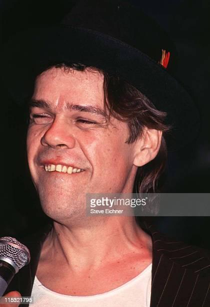David Johansen during David Johansen at Wetlands 1994 at Wetlands in New York City New York United States