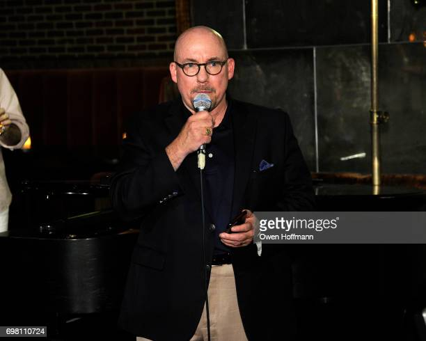 David Jones attends Second Mudd Club Rummage Sale at Roxy Hotel at The Roxy Hotel on June 12 2017 in New York City