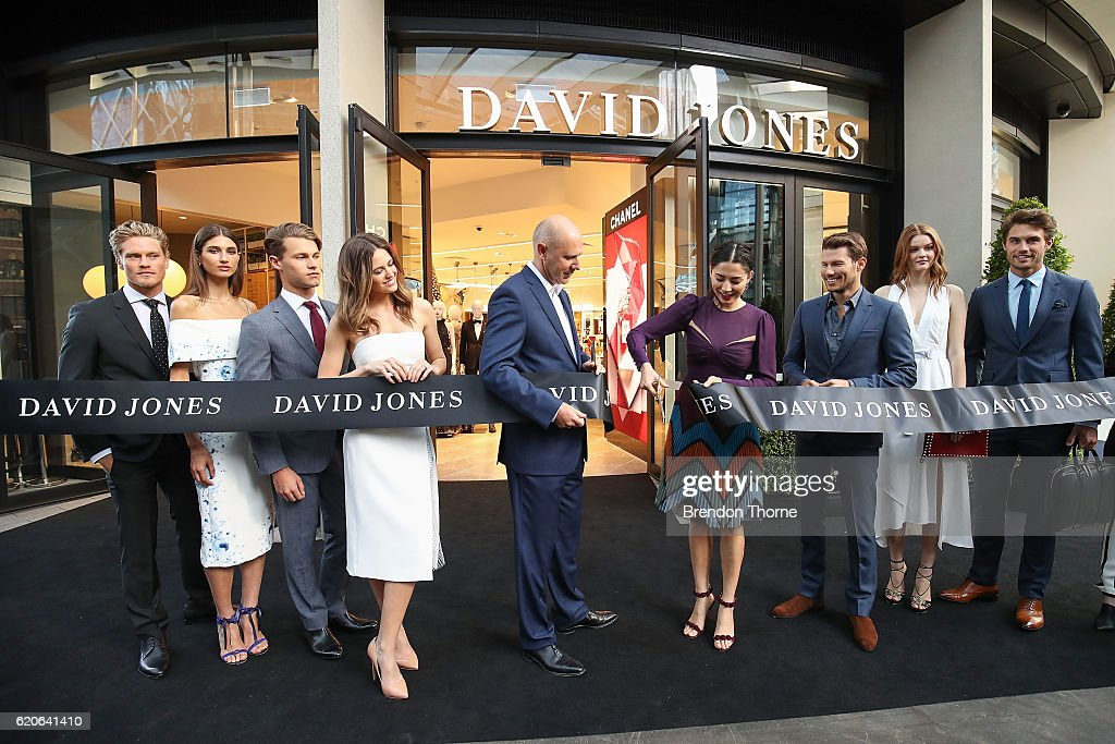 David Jones Barangaroo Official Opening