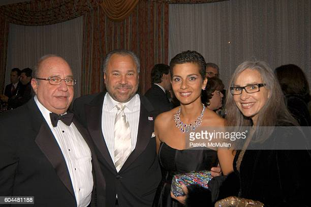 David Jurist Bo Dietl Margo D'Agostino and Alice Jurist attend CRT's Cancer Survivors Hall of Fame Dinner Dance at The Hilton NYC on November 2 2006