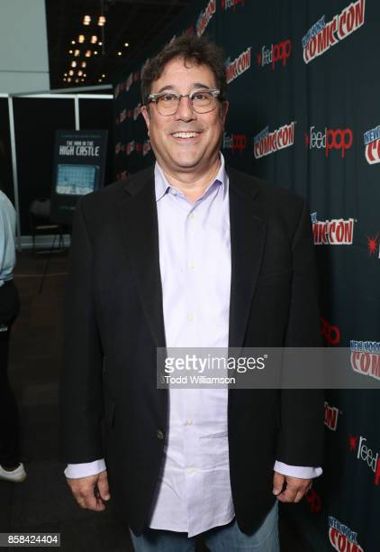 David Kantor attends 'The World of Philip K Dick' The Man in the High Castle and Philip K Dick's Electric Dreams Press Room at The Jacob K Javits...