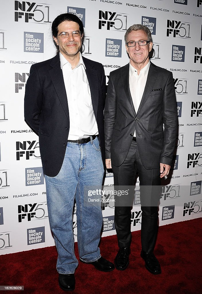 David Kaplan and Mark Levinson attend the 'Jimmy