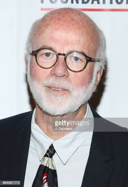 David Kennerly attends the 2017 Gordon Parks Foundation Awards Gala at Cipriani 42nd Street on June 6 2017 in New York City