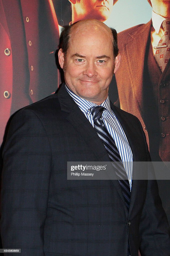 <a gi-track='captionPersonalityLinkClicked' href=/galleries/search?phrase=David+Koechner&family=editorial&specificpeople=804105 ng-click='$event.stopPropagation()'>David Koechner</a> attends the Irish premiere of 'Anchorman 2: The Legend Continues' on December 9, 2013 in Dublin, Ireland.