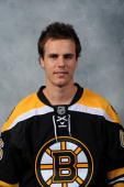 David Krejci of the Boston Bruins poses for his official headshot for the 20092010 NHL season