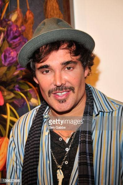 david lachapelle earth laughs in flowers exhibition opening photos and images getty images. Black Bedroom Furniture Sets. Home Design Ideas