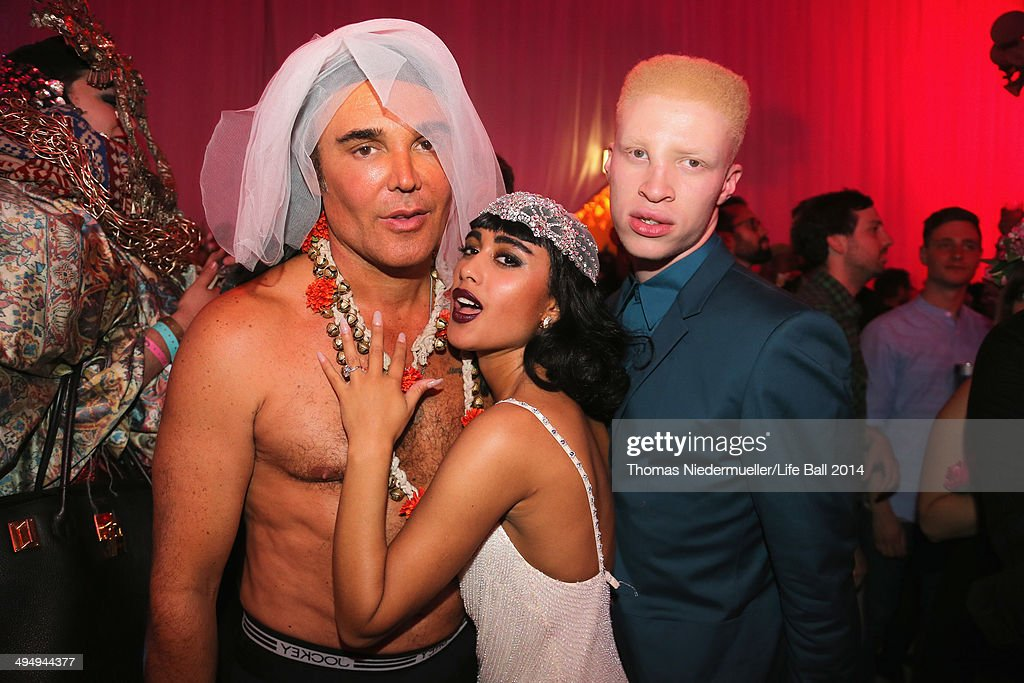 <a gi-track='captionPersonalityLinkClicked' href=/galleries/search?phrase=David+LaChapelle&family=editorial&specificpeople=204135 ng-click='$event.stopPropagation()'>David LaChapelle</a>, <a gi-track='captionPersonalityLinkClicked' href=/galleries/search?phrase=Natalia+Kills&family=editorial&specificpeople=6915479 ng-click='$event.stopPropagation()'>Natalia Kills</a> and <a gi-track='captionPersonalityLinkClicked' href=/galleries/search?phrase=Shaun+Ross&family=editorial&specificpeople=5872254 ng-click='$event.stopPropagation()'>Shaun Ross</a> attend the Life Ball 2014 - After Show Party at City Hall on May 31, 2014 in Vienna, Austria.