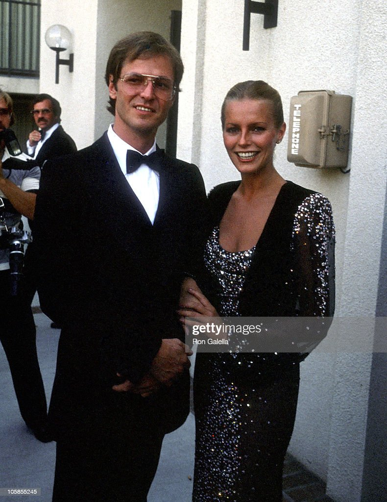 David Ladd and <a gi-track='captionPersonalityLinkClicked' href=/galleries/search?phrase=Cheryl+Ladd&family=editorial&specificpeople=208771 ng-click='$event.stopPropagation()'>Cheryl Ladd</a> during 31st Annual Primetime Emmy Awards at Pasadena Civic Auditorium in Pasadena, California, United States.