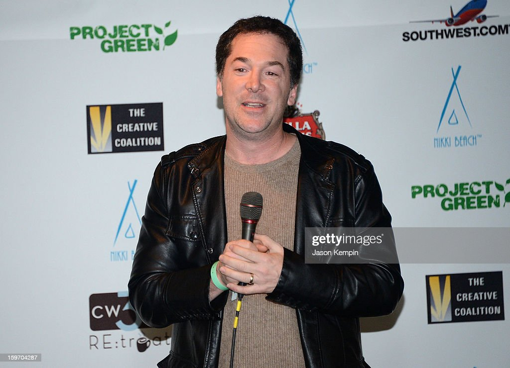 David Latt attends the Creative Coalition's Sundance Film Festival: Passion...A Dinner Of Indie Chic at The Sky Lodge on January 18, 2013 in Park City, Utah.