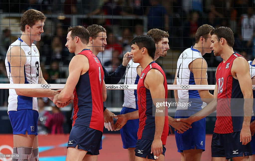 Olympics Day 8 - Volleyball