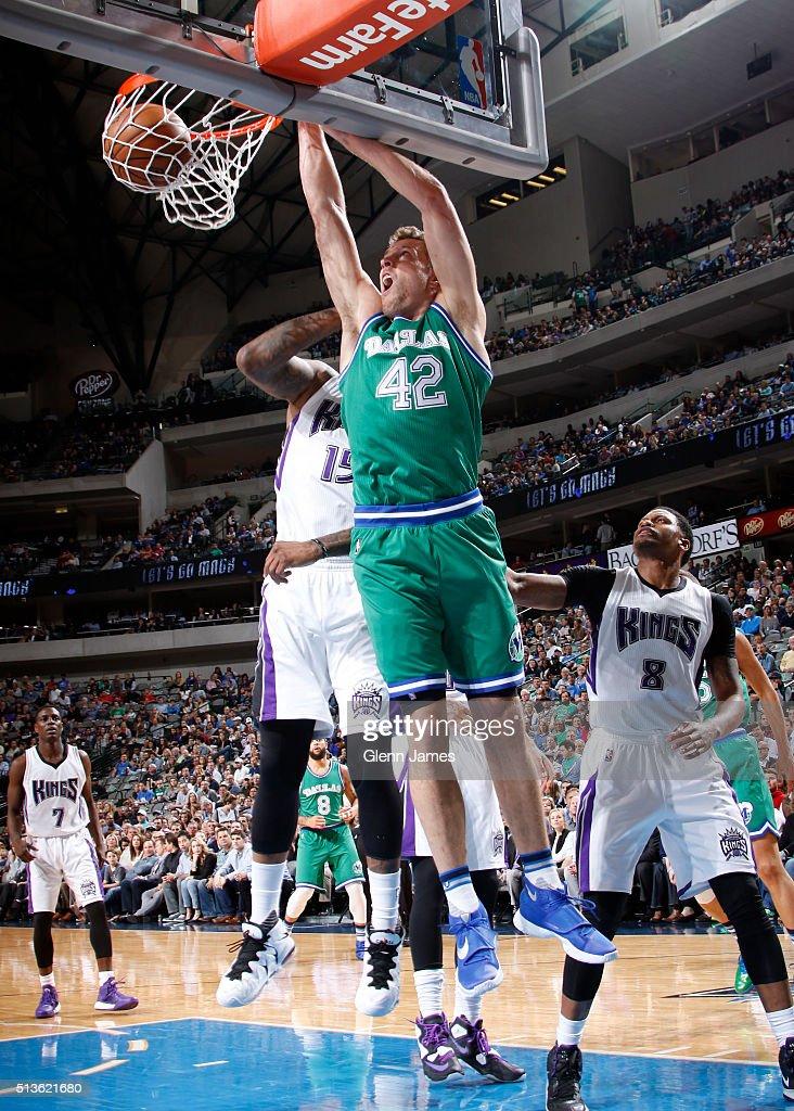 Sacramento Kings v Dallas Mavericks | Getty Images
