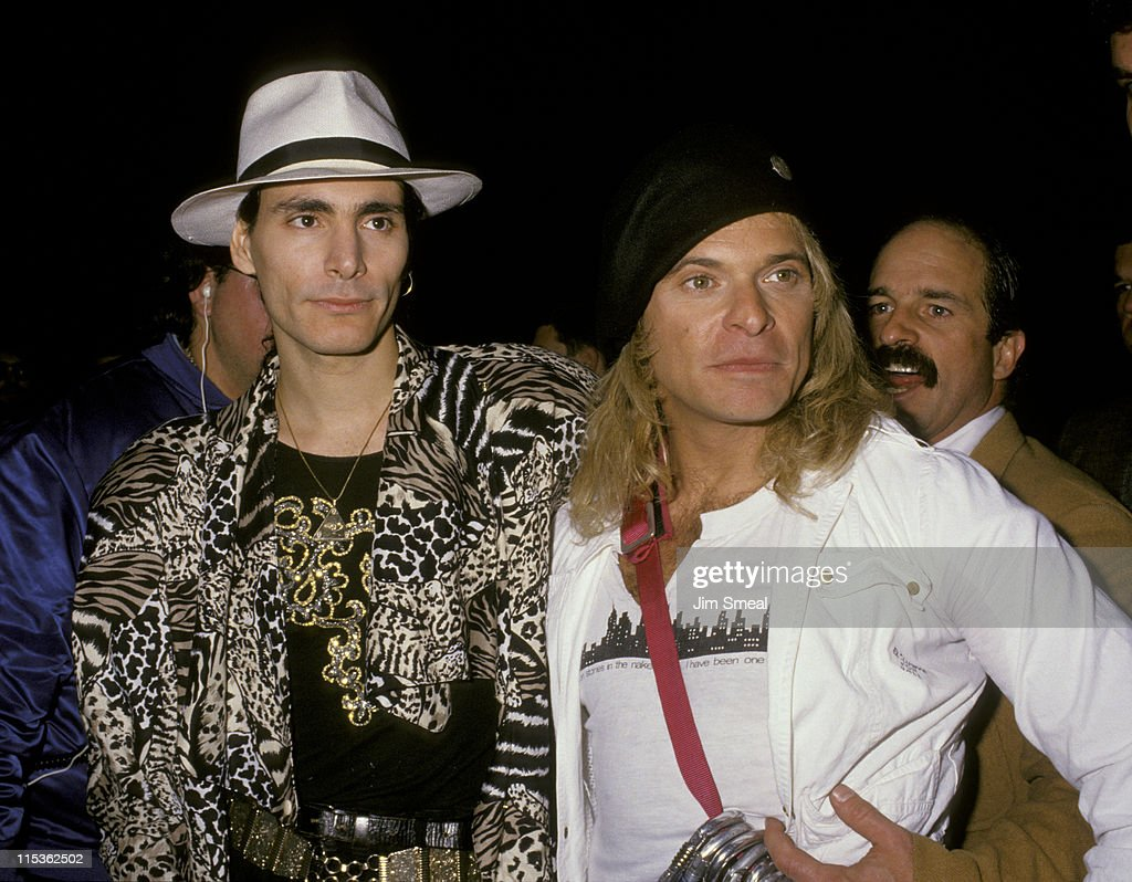 David Lee Roth At Tower Records s and