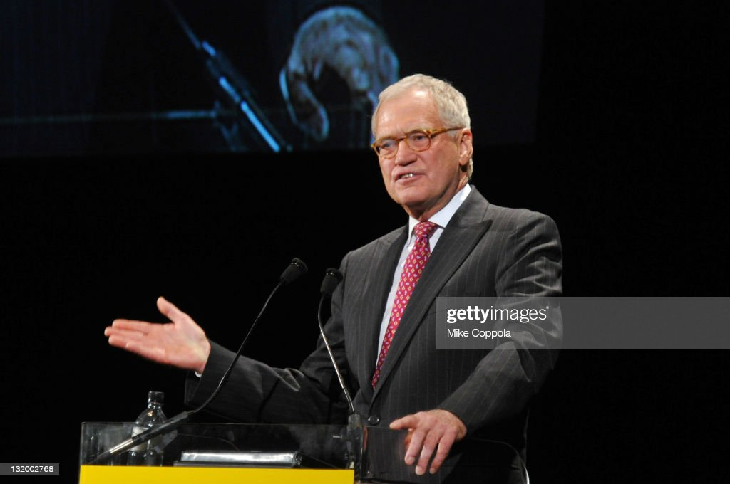 <a gi-track='captionPersonalityLinkClicked' href=/galleries/search?phrase=David+Letterman+-+Television+Host&family=editorial&specificpeople=171322 ng-click='$event.stopPropagation()'>David Letterman</a> speaks at the International Rescue Committee's Annual Freedom Award benefit at the Waldorf Astoria Hotel on November 9, 2011 in New York City.