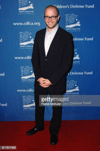 David Lindelof attend Children's Defense Fund California 20th Annual 'Beat the Odds' Awards at the Beverly Hills Hotel on December 2nd 2010 in...
