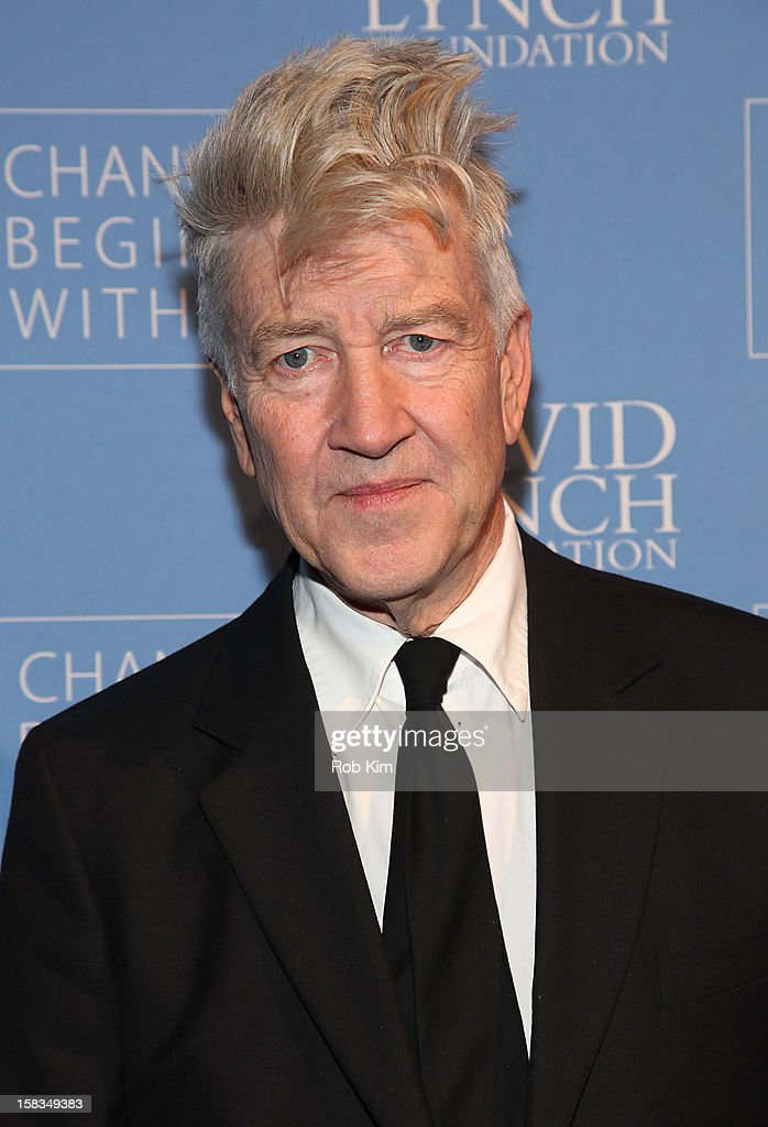 <a gi-track='captionPersonalityLinkClicked' href=/galleries/search?phrase=David+Lynch&family=editorial&specificpeople=224589 ng-click='$event.stopPropagation()'>David Lynch</a> attends 'An Intimate Night of Jazz' hosted by The <a gi-track='captionPersonalityLinkClicked' href=/galleries/search?phrase=David+Lynch&family=editorial&specificpeople=224589 ng-click='$event.stopPropagation()'>David Lynch</a> Foundation at Frederick P. Rose Hall, Jazz at Lincoln Center on December 13, 2012 in New York City.