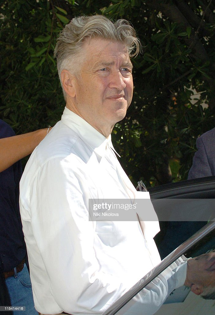 David Lynch, director during The 63rd International Venice Film Festival - 'Inland Empire' - Depatures in Venice, Italy.