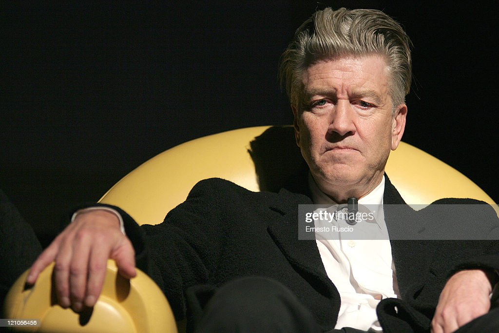"David Lynch, Interviewed During the ""Viaggio Nel Cinema Americano"" in Rome -"