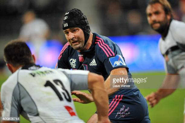 David LYONS Stade Francais / Brive 6e journee de Top 14
