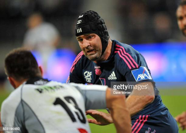 David LYONS Stade Francais / Brive 6eme journee de Top 14