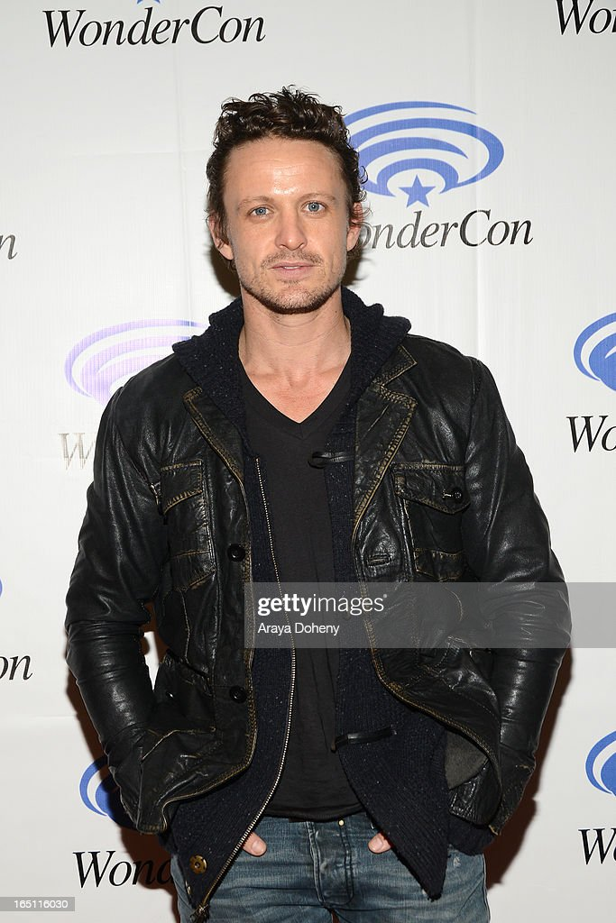David Lyons attends WonderCon Anaheim 2013 - Day 2 at Anaheim Convention Center on March 30, 2013 in Anaheim, California.
