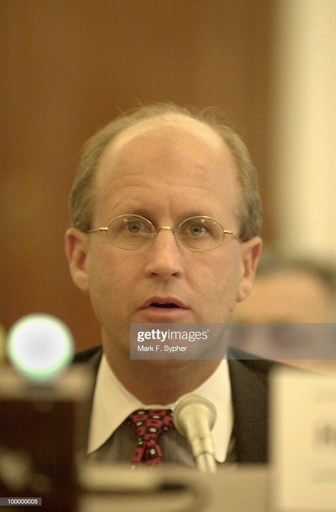 David M. Walker, Comptroller General @ GAO