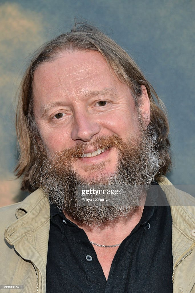 David Mackenzie arrives at the screening of CBS Films' 'Hell Or High Water' at ArcLight Hollywood on August 10 2016 in Hollywood California