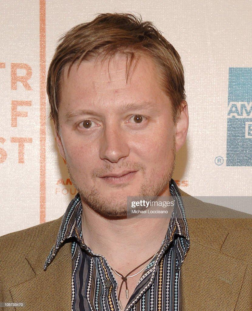 David Mackenzie Director during 4th Annual Tribeca Film Festival 'Asylum' Premiere Arrivals at Stuyvesant High School in New York City New York...