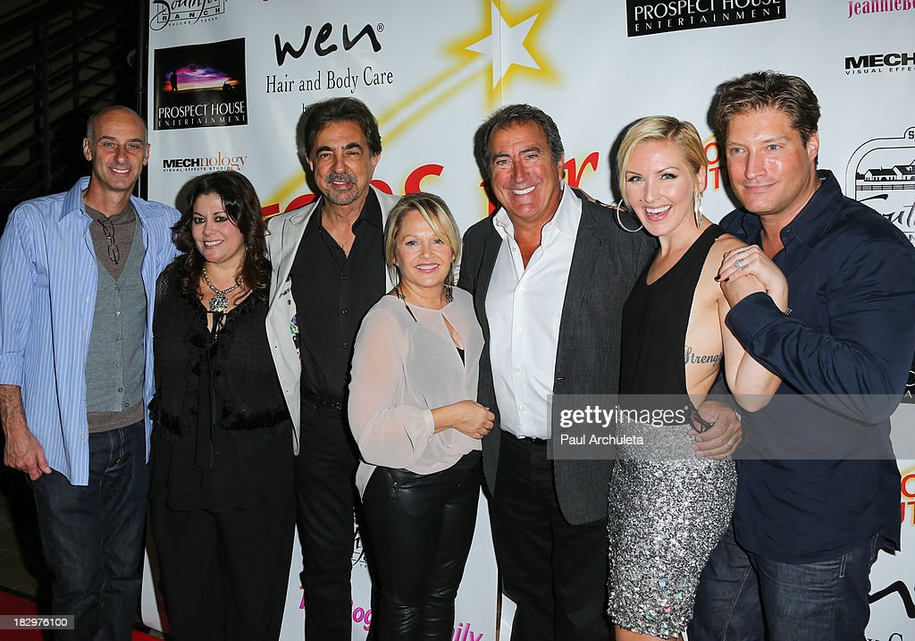 <a gi-track='captionPersonalityLinkClicked' href=/galleries/search?phrase=David+Marciano&family=editorial&specificpeople=693508 ng-click='$event.stopPropagation()'>David Marciano</a>, Alisa Wolf, <a gi-track='captionPersonalityLinkClicked' href=/galleries/search?phrase=Joe+Mantegna&family=editorial&specificpeople=207165 ng-click='$event.stopPropagation()'>Joe Mantegna</a>, <a gi-track='captionPersonalityLinkClicked' href=/galleries/search?phrase=Charlene+Tilton&family=editorial&specificpeople=216512 ng-click='$event.stopPropagation()'>Charlene Tilton</a>, <a gi-track='captionPersonalityLinkClicked' href=/galleries/search?phrase=Kenny+Ortega&family=editorial&specificpeople=820096 ng-click='$event.stopPropagation()'>Kenny Ortega</a> <a gi-track='captionPersonalityLinkClicked' href=/galleries/search?phrase=Cherish+Lee&family=editorial&specificpeople=809422 ng-click='$event.stopPropagation()'>Cherish Lee</a> and <a gi-track='captionPersonalityLinkClicked' href=/galleries/search?phrase=Sean+Kanan&family=editorial&specificpeople=544480 ng-click='$event.stopPropagation()'>Sean Kanan</a> attend the Actors For Autism presenting Reach For The Stars honoring <a gi-track='captionPersonalityLinkClicked' href=/galleries/search?phrase=Joe+Mantegna&family=editorial&specificpeople=207165 ng-click='$event.stopPropagation()'>Joe Mantegna</a> at Rockwell on October 2, 2013 in Los Angeles, California.