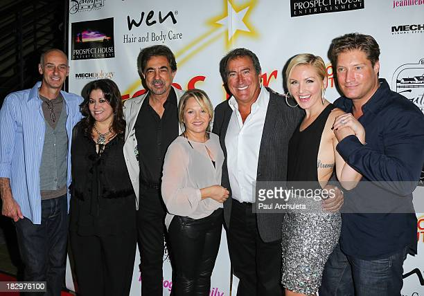 David Marciano Alisa Wolf Joe Mantegna Charlene Tilton Kenny Ortega Cherish Lee and Sean Kanan attend the Actors For Autism presenting Reach For The...