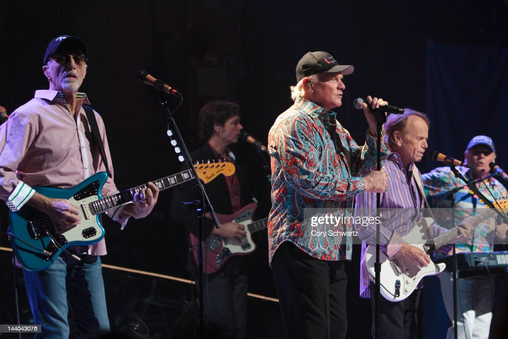 The Beach Boys Celebrate 50th Anniversary